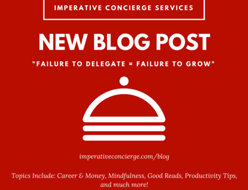 Failure to Delegate = Failure to Grow