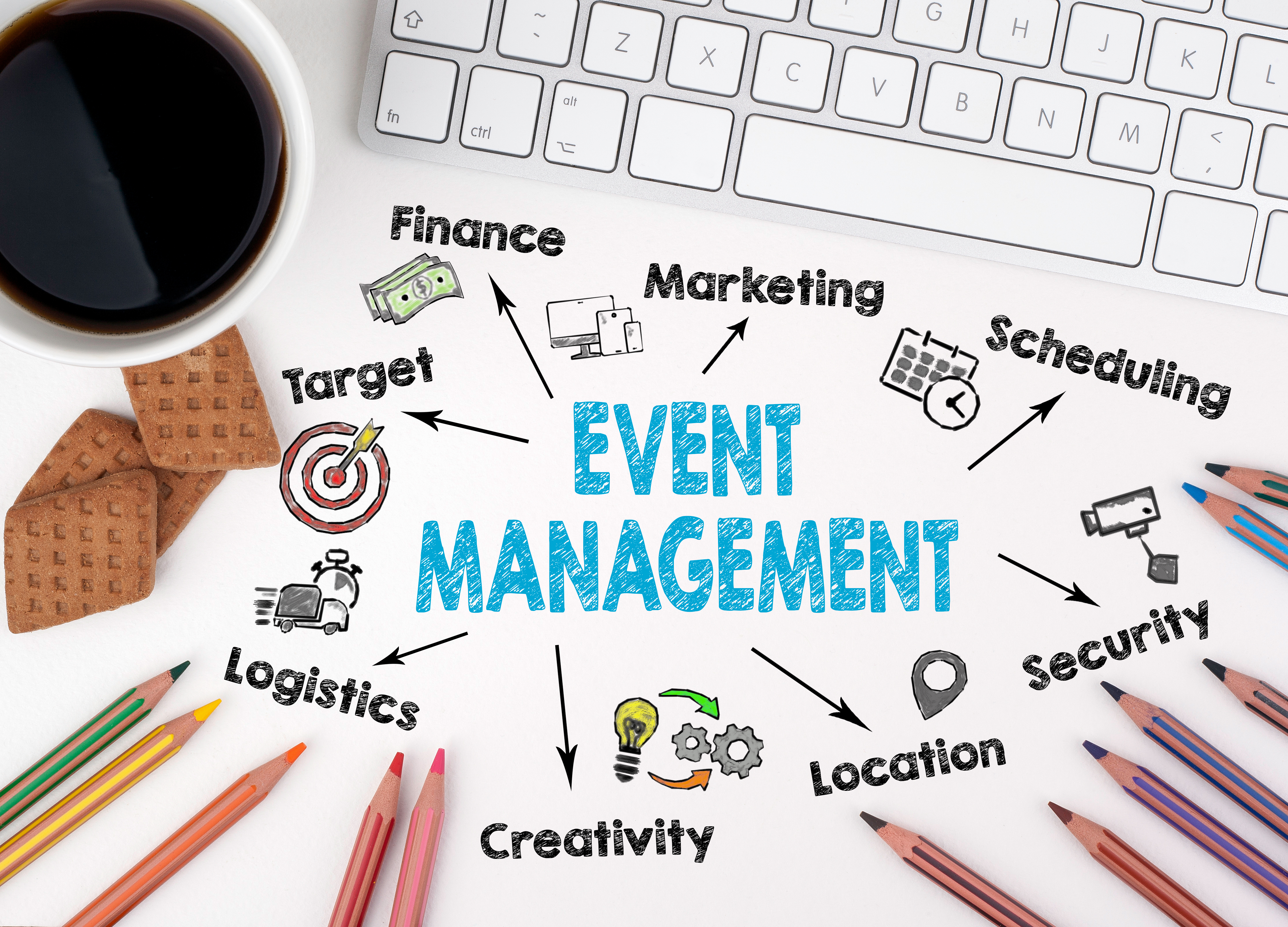 virtual assistant for event planners  great option for a